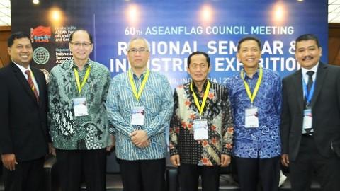 ISI Gandeng Rektor ITB Gagas Sekolah Profesi Surveyor