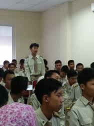 Kunjungan SMKN PU Bandung & D-II Sipil Politeknik Negeri Sriwijaya