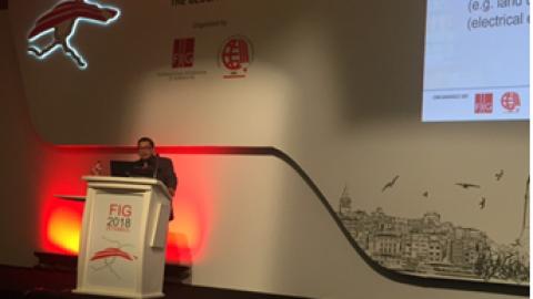 Kongres FIG 2018 di Turki