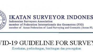 CORVID-19 GUIDELINE FOR SURVEYOR cover