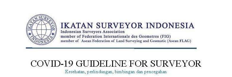 CORVID-19 GUIDELINE FOR SURVEYOR cover